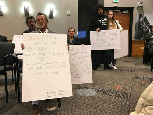 Weekly motel residents plead with Reno council