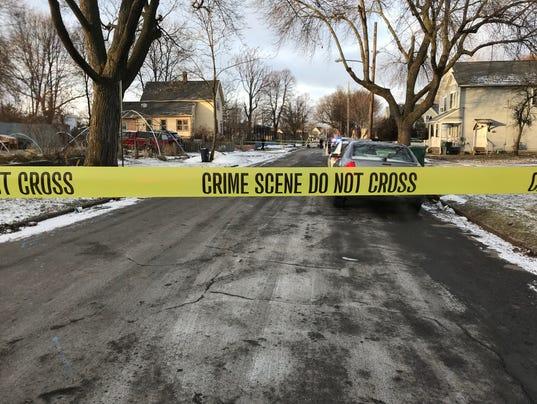 Second Street shooting