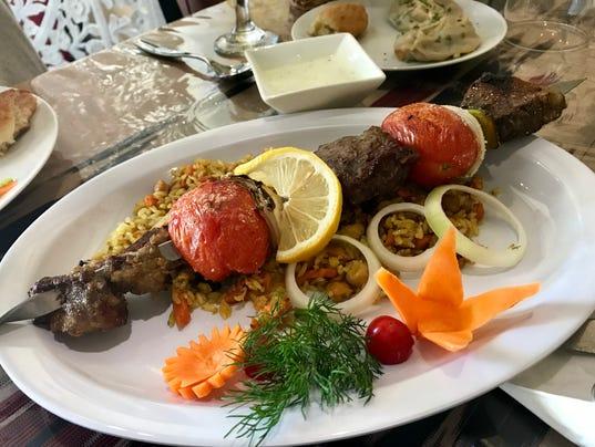 Silk Road restaurant Fort Myers