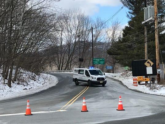 West Brook Road closed for bridge Feb. 2018