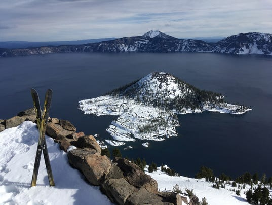Crater-Lake---Wizard-Island-from-The-Watchtower-in-winter-with-skis.jpg
