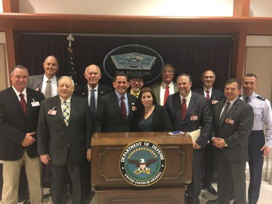 NM Delegation Air Force
