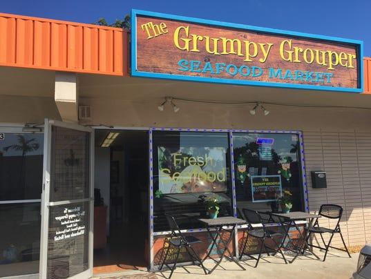 Grumpy Grouper Fort Myers exterior