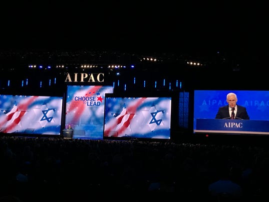 Mort Fridman becomes president of AIPAC