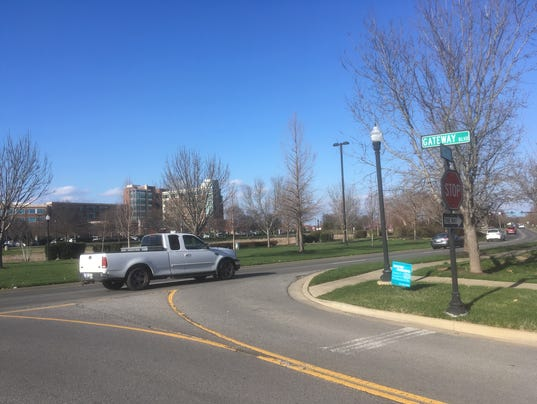 Gateway Boulevard