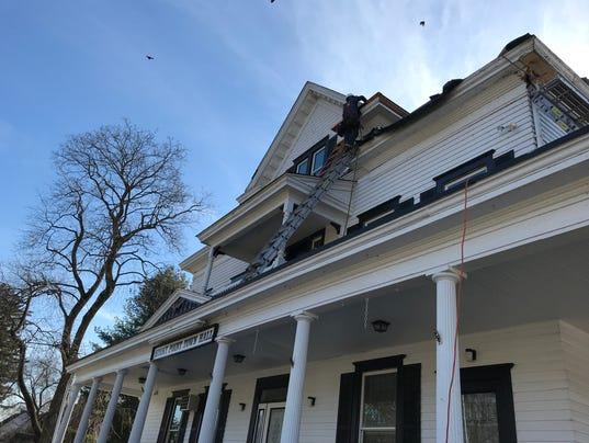 Stony Point Town Hall renovations