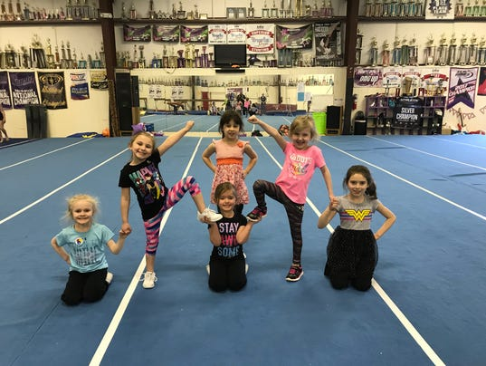 Mid Ohio Xtreme tiny novice team