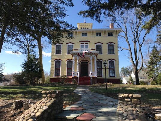 Local Issue Historic - Tyson House