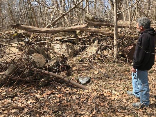 Pompton Dumping ground