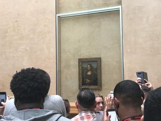Mona Lisa Michigan
