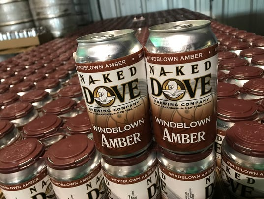 Naked Dove Brewing