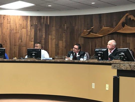 Carlsbad Municipal Board