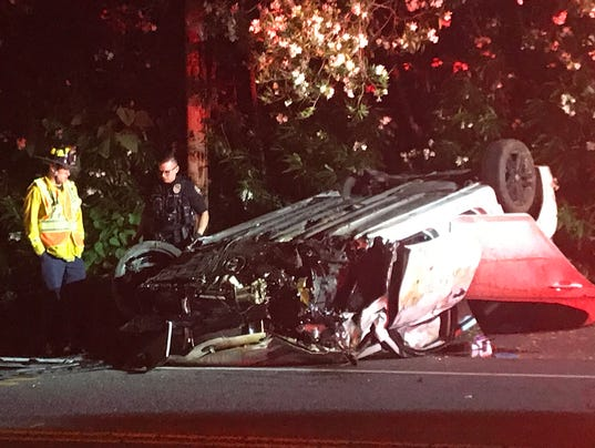 Crash on Mistletoe Lane