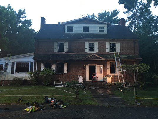 Rowan house fire linked to dehumidifier for Kitchen 87 mount holly nj