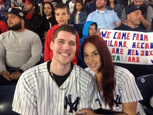Watch Fan Drops Ring During Yankee Proposal