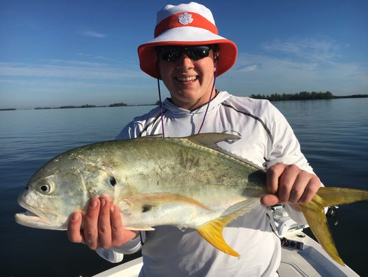 Treasure coast fishing report fishing will improve by for Charlie s fishing report