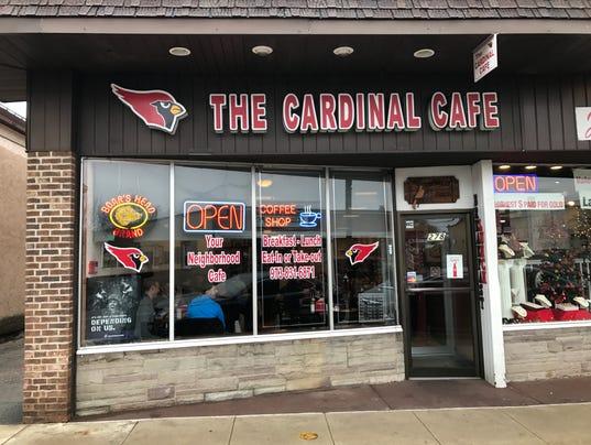 Cardinal Cafe Pompton Lakes Nj