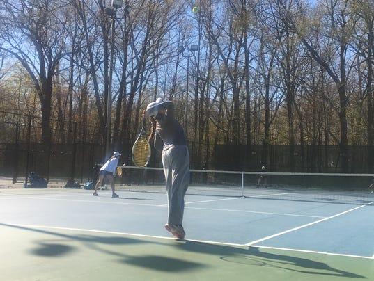 Marissa Hartman Northern tennis