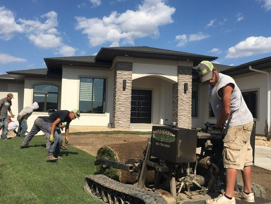 Homebuilding On Parade Of Homes Outdoors Is In