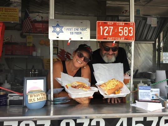 Jewbans Food Truck