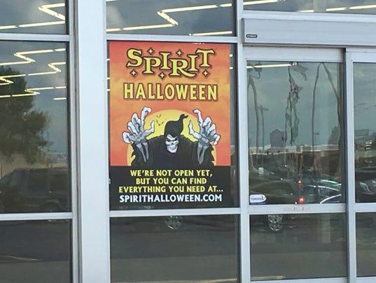The Buzz: Spirit Halloween returns