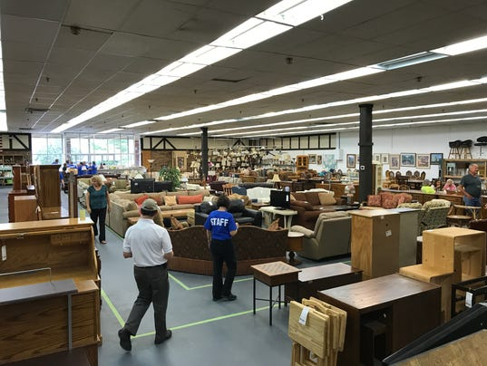 Used Furniture Sold At Habitat For Humanity S Restore In