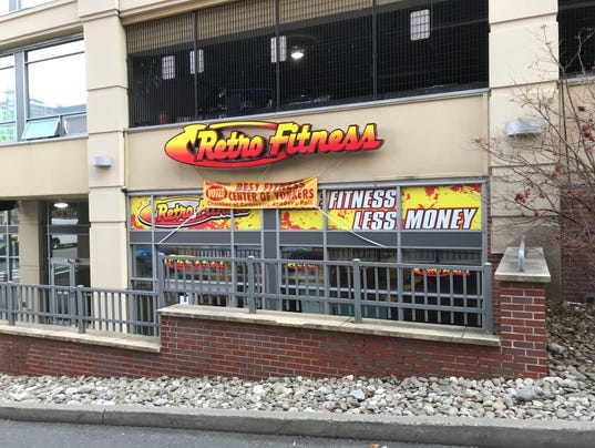 Retro Fitness (Yonkers) in bankruptcy and closed