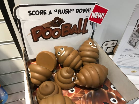 Toy Story Stool : Get a load of this poop toys are the new trend in play