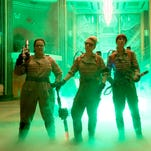 'Ghostbusters' gang are out guns blazing