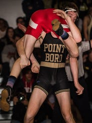 Point Pleasant Boro rolled tio a 57-6 win over Point