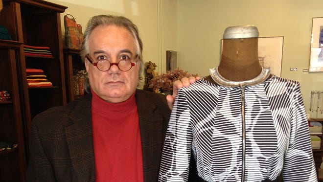 Paolo Bartesaghi has moved his ACCENTI women's boutique in the East Village.