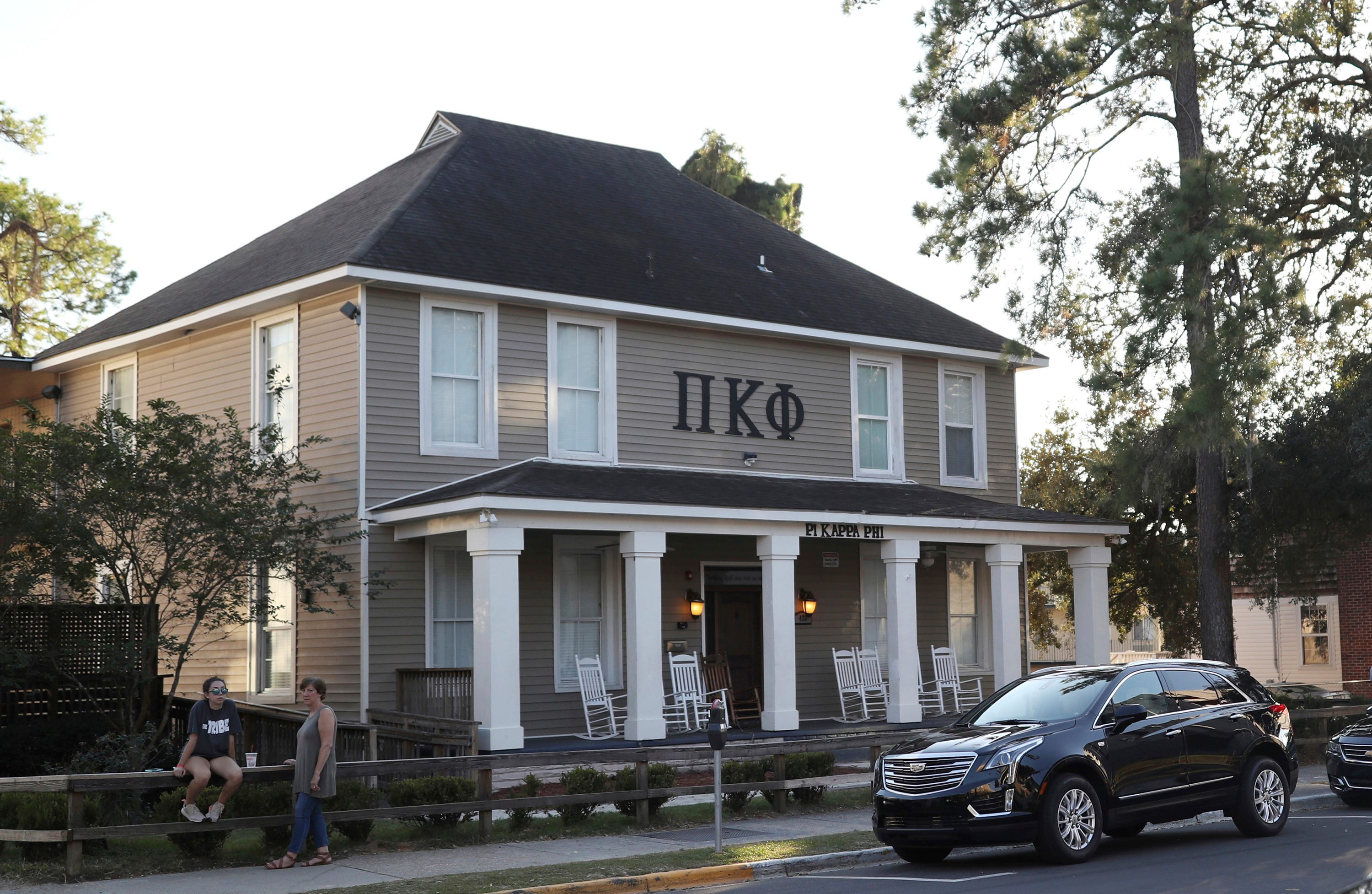 Florida Frat Chapter Suspended For All-Kinds-Of-Illegal Facebook Page