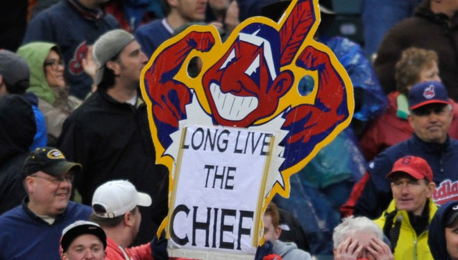 The Indians say they will continue to use Chief Wahoo.