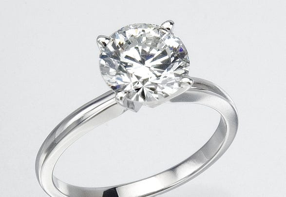 Can't buy me love? 5 engagement ring buying tips