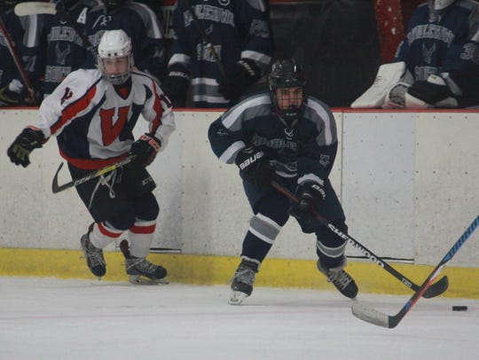 Mike Racioppi of Middletown South