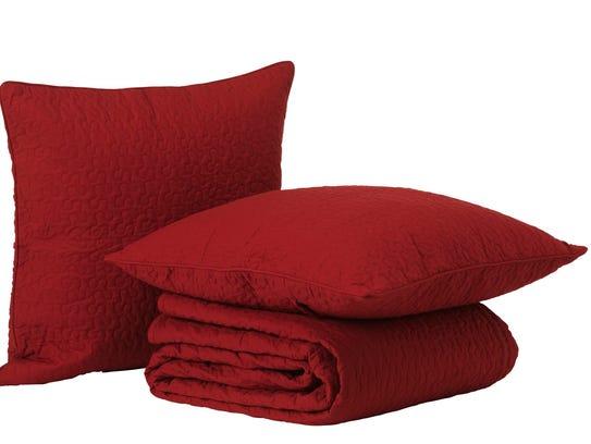 Ikea's ALINA sleep set.