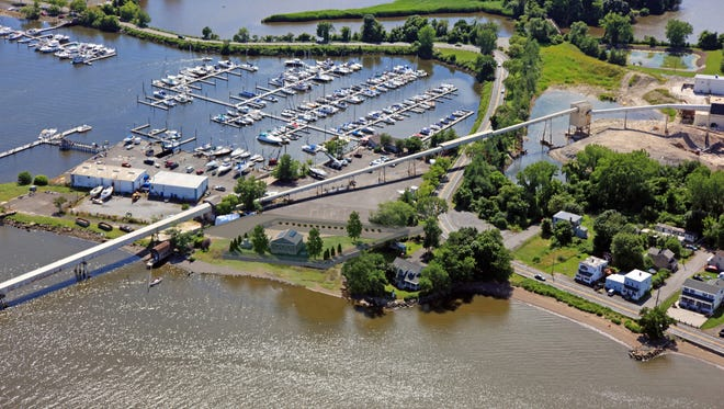 The PSC scrapped Suez NY's proposed Hudson River desalination plant on Haverstraw Bay. The company and PSC have developed a rate hike and water conservation plan that the public can now comment on.