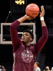 Would Texas A&M Aggies forward Robert Williams be a
