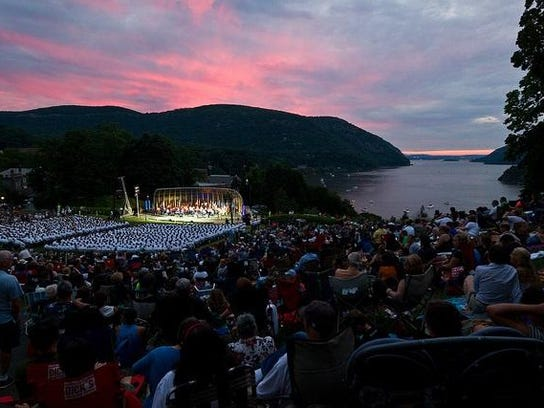 The U.S. Military Academy at West Point will host live