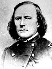 The photograph of Kit Carson dates to about 1860.