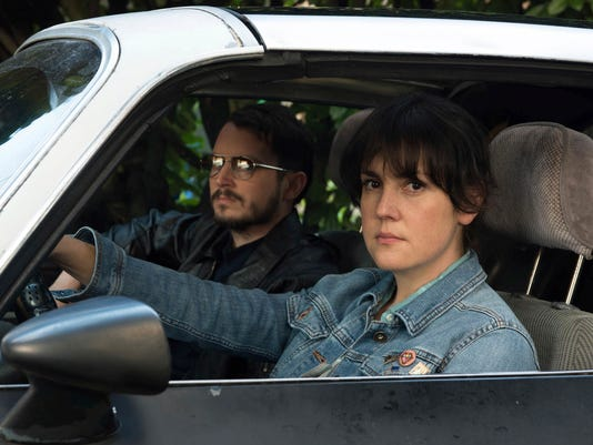 AP FILM SUNDANCE I DONT FEEL AT HOME A ENT