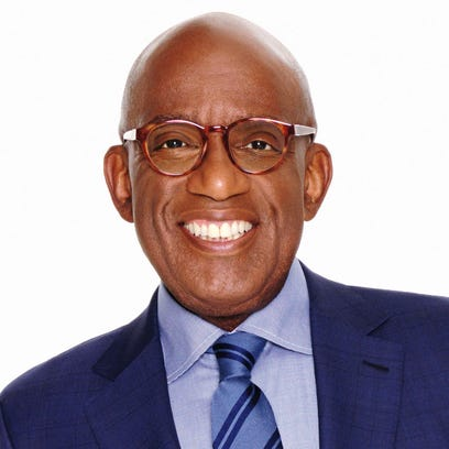 """NBC's Al Roker, author of """"Ruthless Tide."""""""