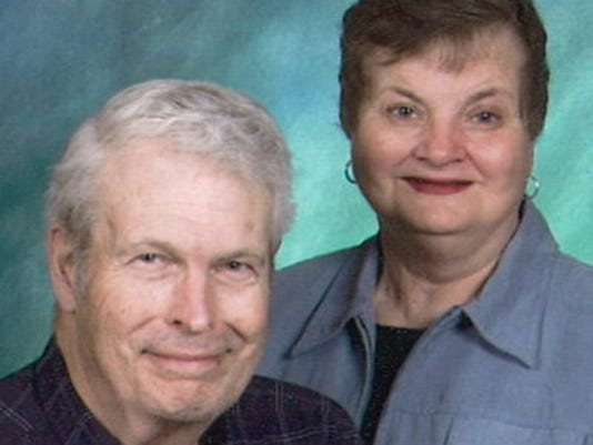 Anniversaries: Ken Williams & Mary Williams