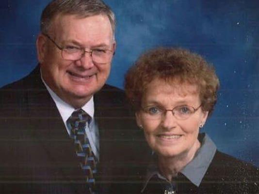 Anniversaries: Lester Voegeli & Carol Voegeli
