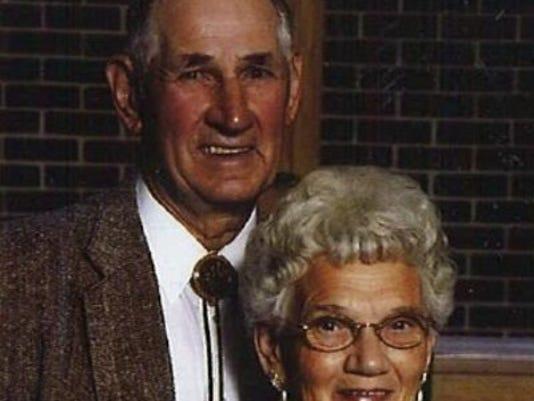 Anniversaries: John Van Liere & Esther Van Liere
