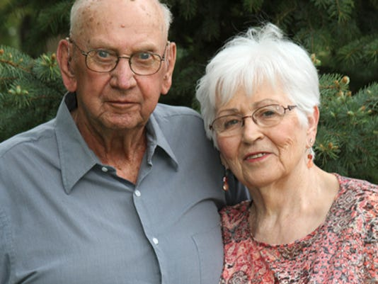 Anniversaries: Charles Norling & Lois Norling