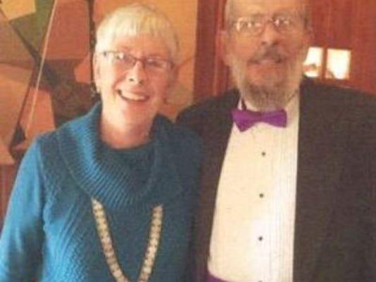 Anniversaries: Harvey Jewell & Mary Jewell