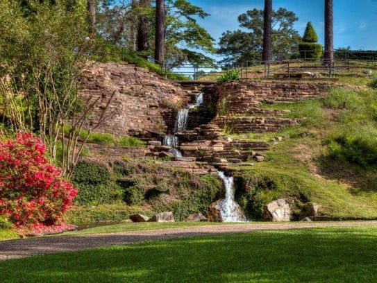 Hodges Gardens in Florien, LA near Many, LA