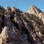Experienced climber falls 60 feet in Eldorado Canyon