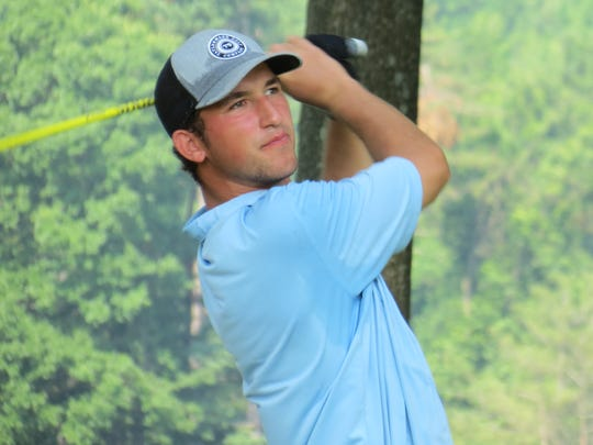 Morristown's Will O'Neill was disqualified from the U.S. Junior Amateur after signing his scorecard for a score lower than the correct score at Baltusrol Golf Club in Springfield on Monday, July 16.